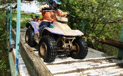 Irish Country Quads – Quad Bikinggirl
