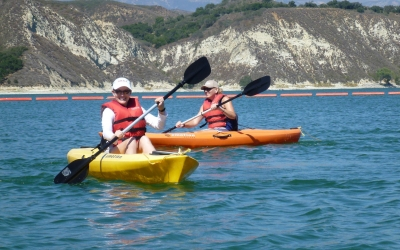 Kayaking-Hen-Party-Carlingford